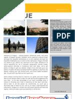 Tourist Guide to Prague