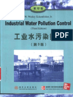 Eckenfelder Industrial Water Pollution Control 3rd Edition