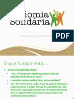 Lei Da Economia Solidaria No Brasil