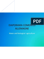 French Task Water in Agriculture meeting to Germany