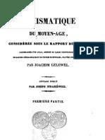 Numismatique du moyen âge, considérée sous le rapport du type