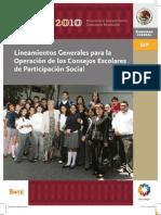 Acuerdo 535 Lineamientos Generales Para La Operacion de Los CEPS