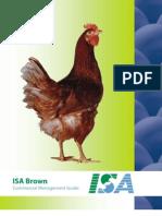 ISA Brown Guide Nov. 3 2010