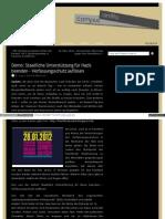 Staatliche Unterstützung für Nazis beenden – Verfassungsschutz auflösen - campusantifa_blogsport_de_2012_01