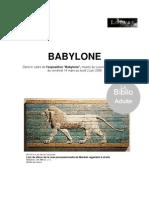 Louvre Biblio Babylone