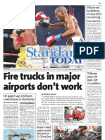 Manila Standard Today - July 9, 2012 Issue