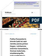 Staatliche Morde - Strahlenfolter - Fatiha Kassaskeris könnte bald tot sein - kritikuss.wordpress