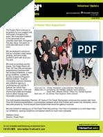3. Volunteer Newsletter - June 2012