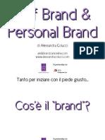 "PBDay - Alessandra Colucci ""Self Brand & Personal Brand"""