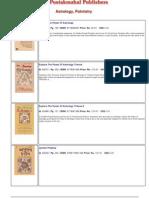 Pustakmahal Astrology Palmistry