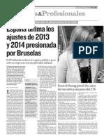 Ajustes 2013 2014