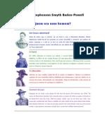 155 Anos de Nascimento de Baden-Powell