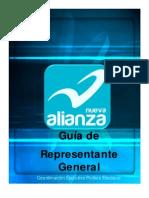 Representante General