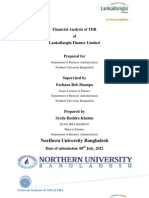 1Report on Lankabangla Finance Ltd.
