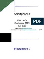 ARIM Juin 2008 - PDA-Smartphone