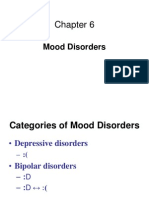 Chapter 6 - Mood Disorders