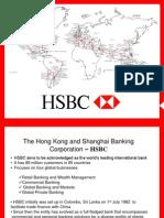 Presentation HSBC