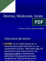 Atomos Moleculas Iones