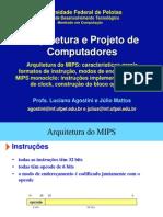 1.Introdução ao MIPS e MIPS Monociclo - Parte I (APC_MIPS_mono_1)