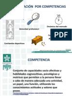 FORMACIÓN POR COMPETENCIAS