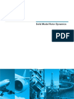 Solid Rotor Dynamics Whitepaper