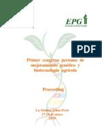 Tecnologías de transformación genética