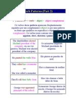 Verb Patterns 2