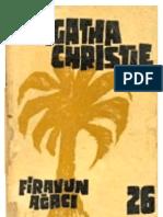 Agatha Christie - Firavun Agaci