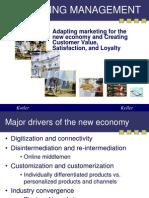 New Economy- Value- Retention