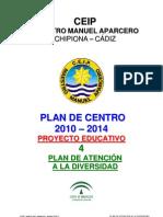 4.-Plan de Atencion a La Diversidad