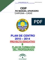 8.- Plan de Formacion Del Profesorado