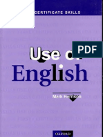 02 Use of English - Oxford - Mark Harrison