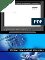 Tecnicas Para Modelar Requisitos