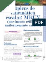 MRUV Professor Telmo1