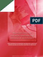 Relatório Anvisa sobre Serviços Hemoterapicos 2012