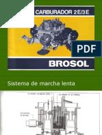 carburador 2E Brosol