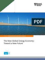 The New Global Energy Economy