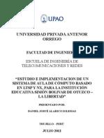 Informe Final de Administracion de Redes_alarico