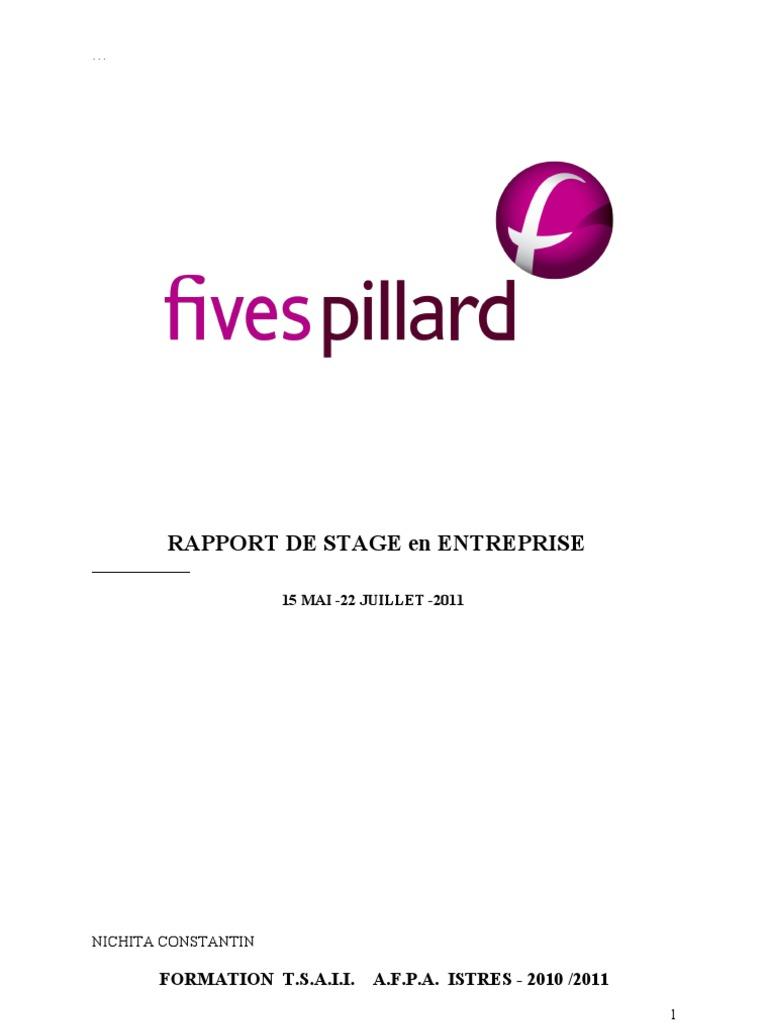 Rapport de Stage doc 1