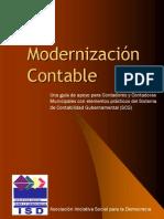 Modernización Contable