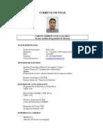 CV Carlos Ayala Galarza