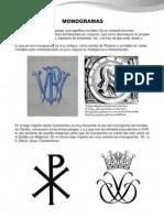 Monogramas e Ideogramas