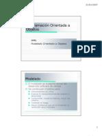 UML Modelado Orientada a Objetos