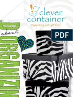 Clever Container Fall 2012 Catalog