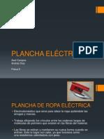 PLANCHA ELÉCTRICA