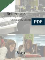 813 CC Student User Community Presentation