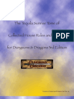 TS Tome of Collected House Rules and Variants
