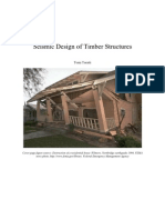 Seismic Design of Timber Structures
