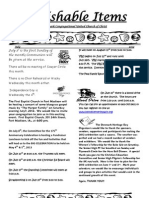 July Newsletter 2012