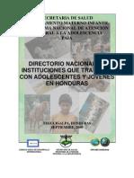 Directorio Nacional de Organizaciones